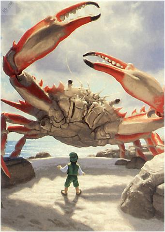giant-crab