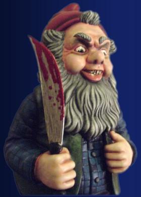crazy gnome