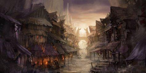 Slums Kin Barakaz