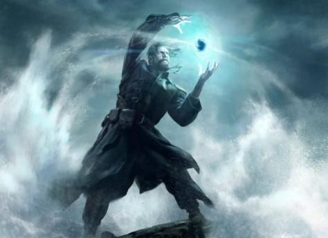 Funes Borghieri, the human Sorcerer