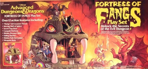 Fortress of Fangs